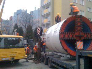 Budowa Kanału Ulgi dla potoku Mikośka w Rzeszowie